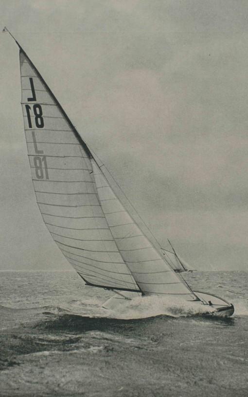 Carmen III vor Kiel