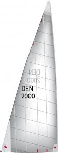 Durchgehende Vertikallatten gewährleisten jetzt perfektes Profil beim Reffen